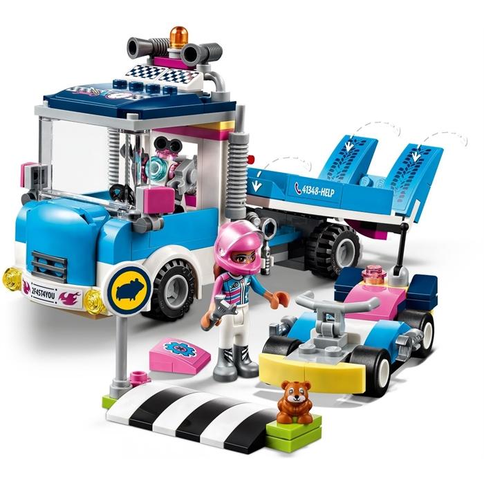 Lego 41348 Friends Service Care Truck