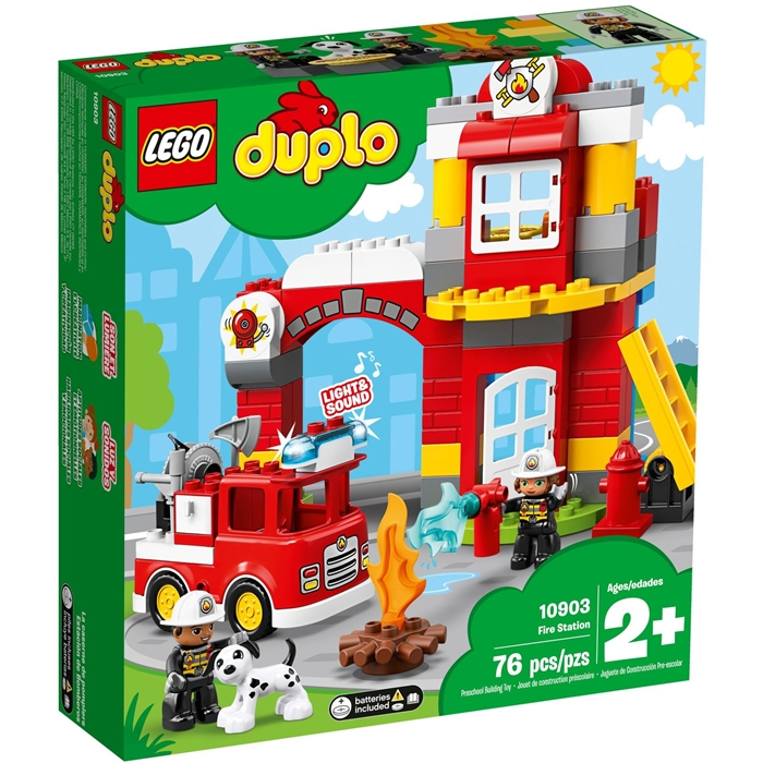 Lego Duplo 10903 Fire Station