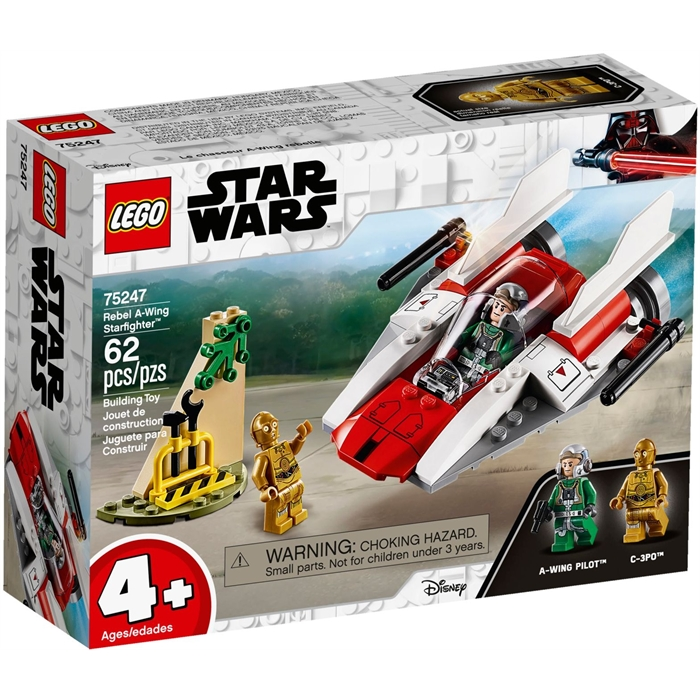 Lego Star Wars 75247 A-Wing Starfighter