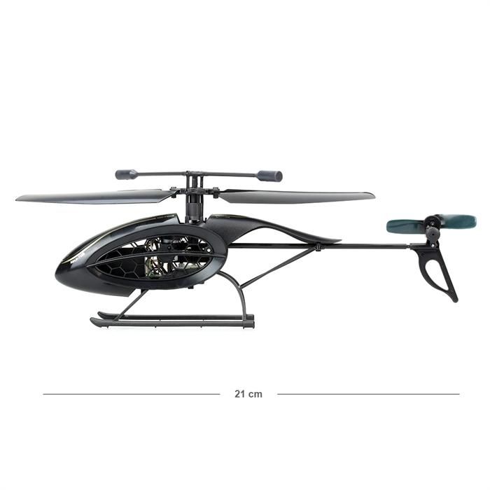 Silverlit Phoenix U.K. Helikopter 4CH Gyro Siyah