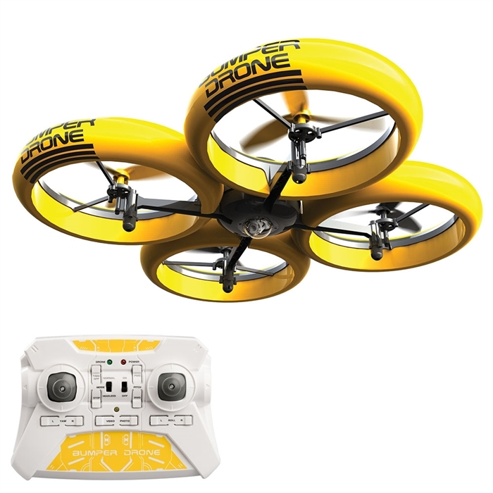 Silverlit Bumper Drone HD (720P Kameralı)