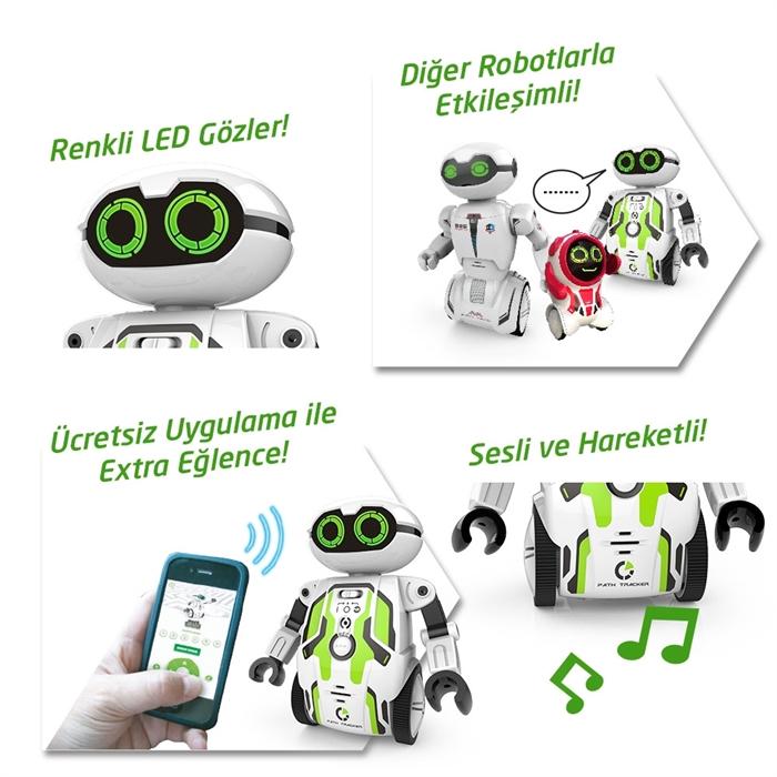 Silverlit Maze Breaker Robot Yeşil