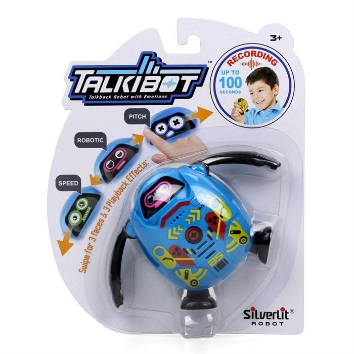 Silverlit Talkibot Mavi