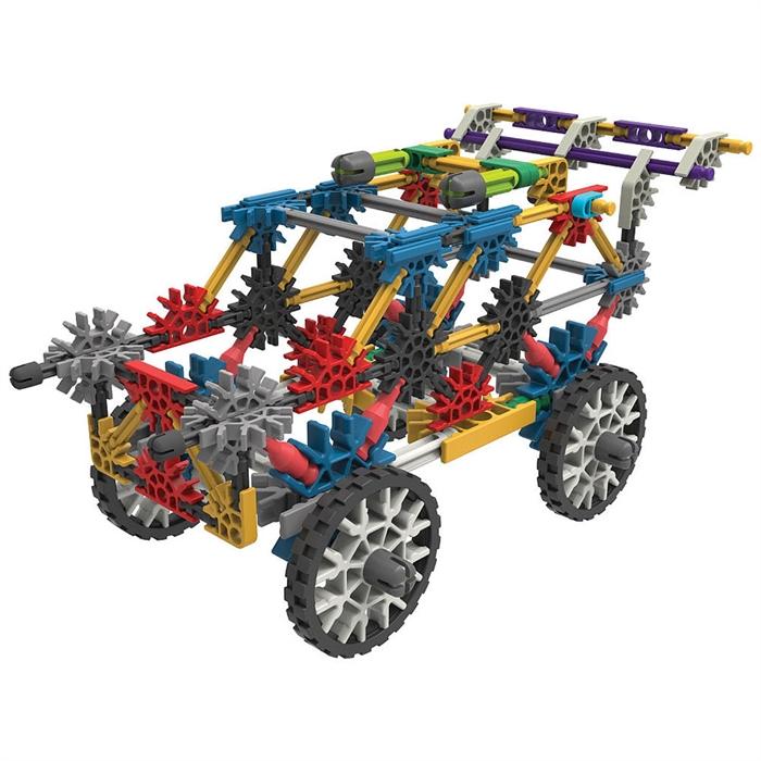 K'Nex 50 Farklı Model Tasarım Seti