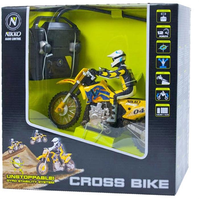 Nikko Cross Bike Uzaktan Kumandalı Motorsiklet