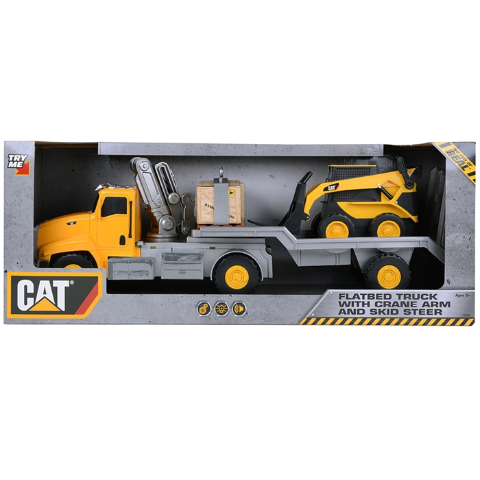 CAT Yük Tırı ve Araç Seti