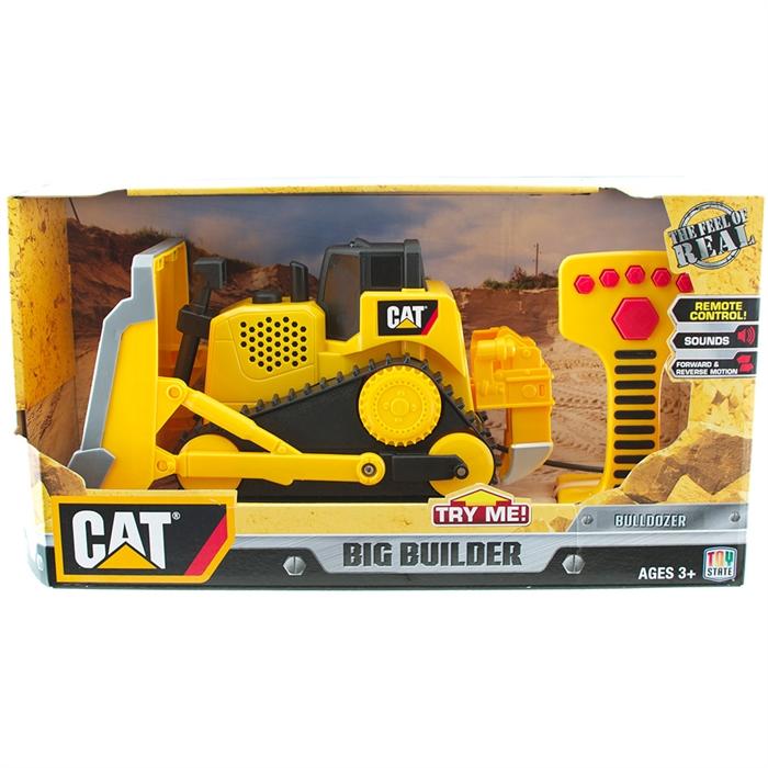 CAT Kablo Kumandalı Bulldozer İş Makinesi