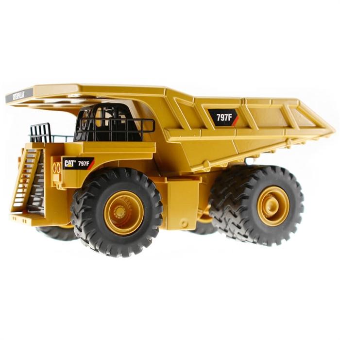 CAT Metal Koleksiyon Araçları Dump Truck İş Makinası