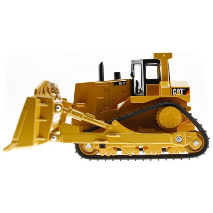 CAT Metal Koleksiyon Araçları Bulldozer İş Makinası
