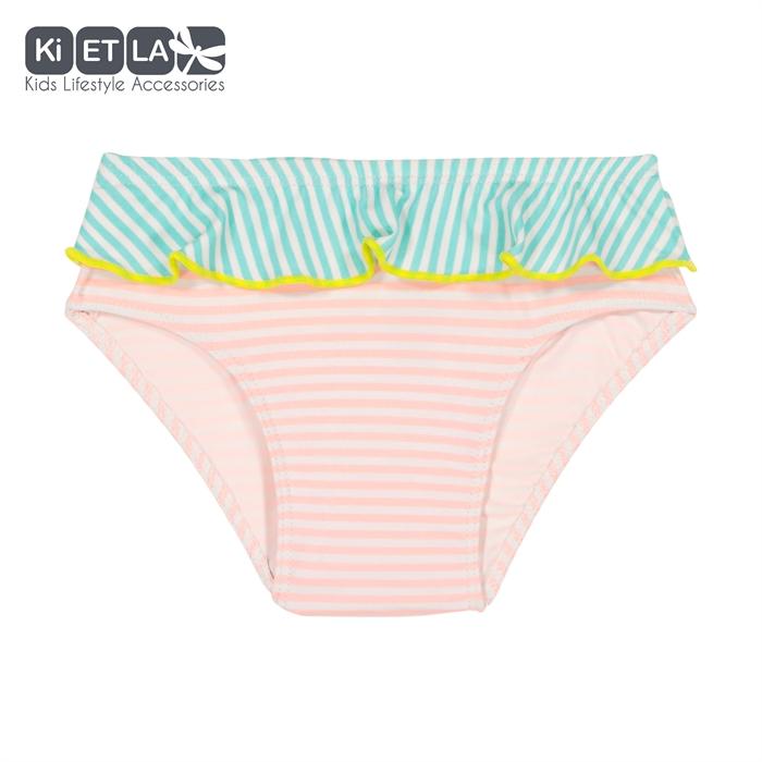 Kietla Anti UV Mayo 12 Ay Stripe Pink