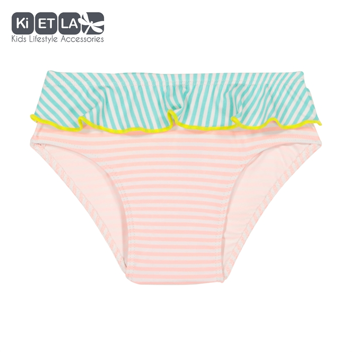 Kietla Anti UV Mayo 18 Ay Stripe Pink