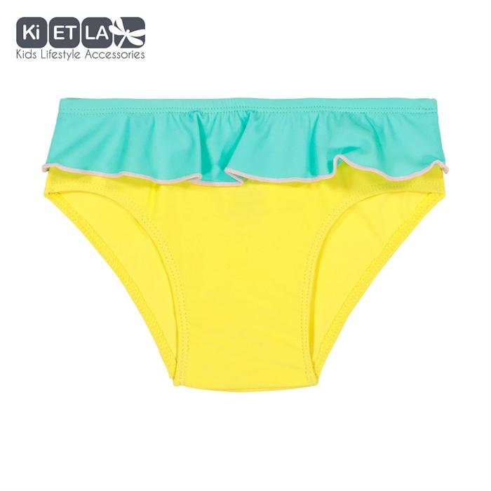 Kietla Anti UV Mayo 3-4 Yaş Yellow/Green