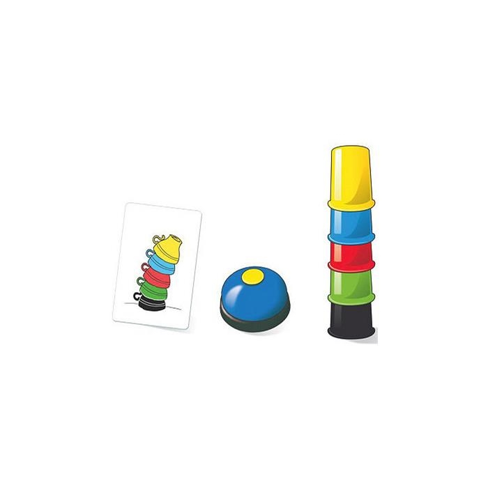 Amigo Halli Galli Hızlı Bardaklar (4'lü Set) (Speed Cups)