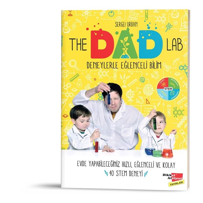 TheDadLab STEM Deneyleriyle Eğlenceli Bilim