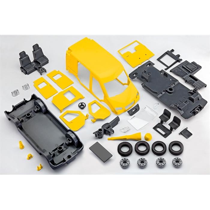 Revell Junior Kit Kargo Aracı 1:20 - 814