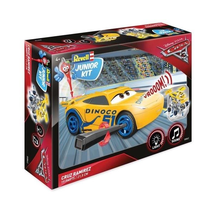 Revell Junior Kit Cars 3 Cruz Ramirez - 862