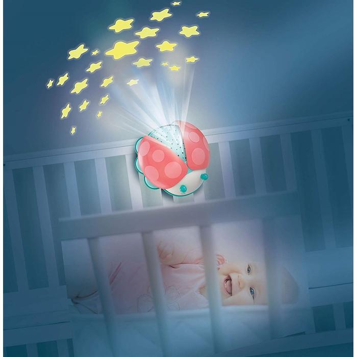 Clementoni Baby Projektör Uğur Böceği
