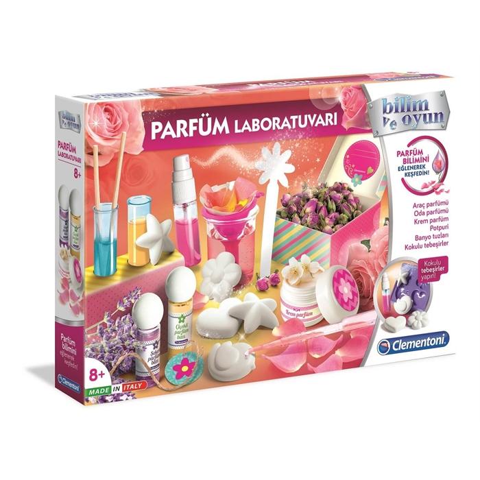 Clementoni Bilim ve Oyun - Parfüm Laboratuvarı