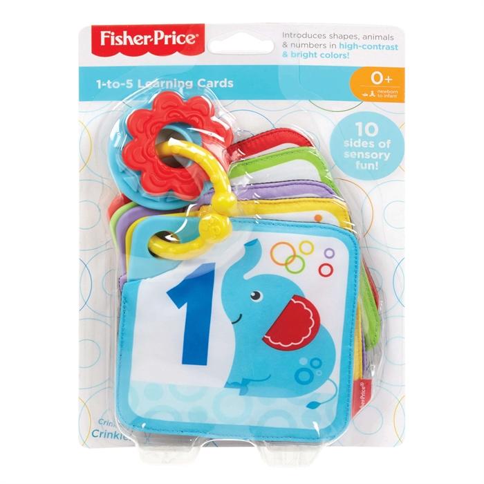 Fisher Price Mini Yumuşak Kitap