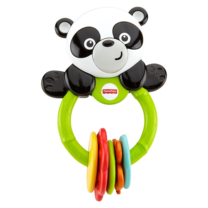 Fisher Price Neşeli Arkadaş Dişlik ve Çıngırak - Panda