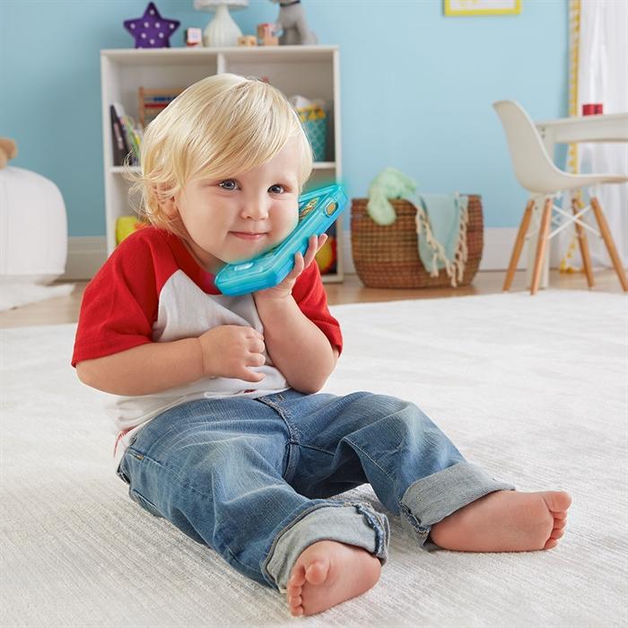 Fisher Price Eğlen ve Öğren Akıllı Telefon (Türkçe)