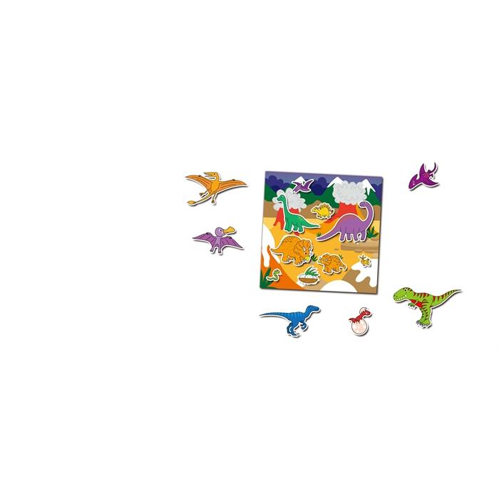 Galt Reusable Sticker Book - Dinosaurs
