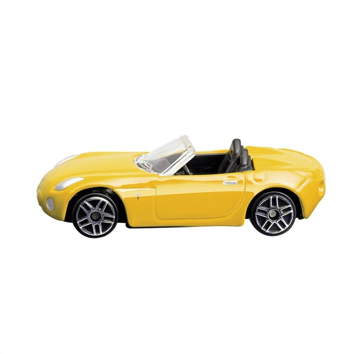Maisto 2006 Pontiac Solstice Oyuncak Araba 7cm