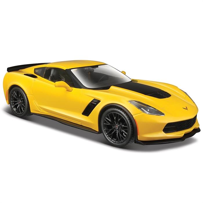 Maisto 1/24 2015 Corvette Z06