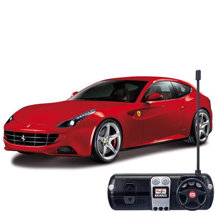 Maisto Tech 1:24 Ferrari FF Rc U/K Araba Kırmızı