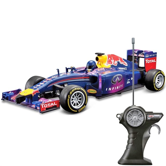 Maisto 1:24 Infiniti Red Bull Racing RB10 Uzaktan Kumandalı Araba