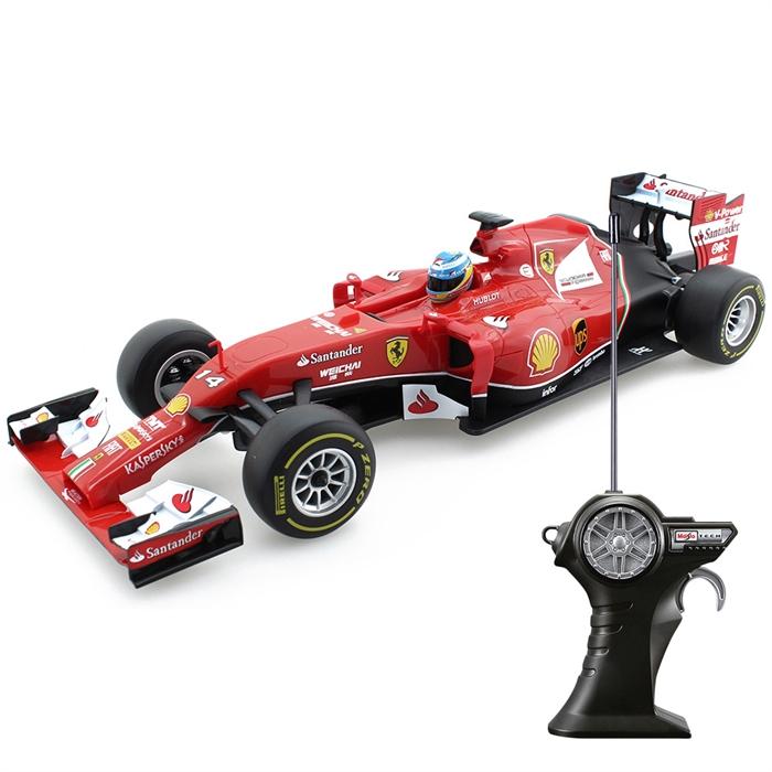 Maisto Tech Ferrari F14-T Uzaktan Kumandalı Araba 1:14