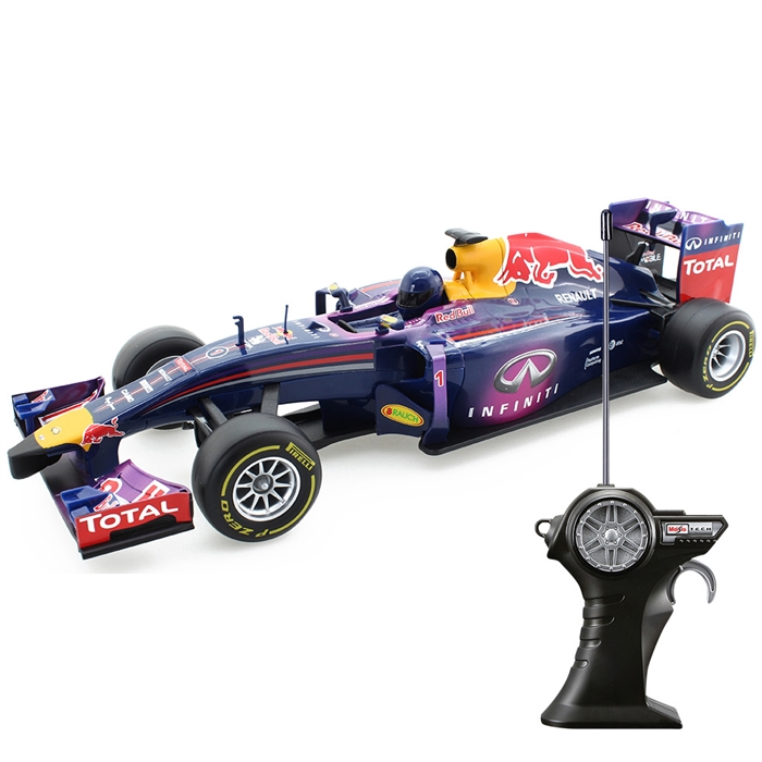 Maisto Tech Infiniti Red Bull RB10 Uzaktan Kumandalı Araba 1:14
