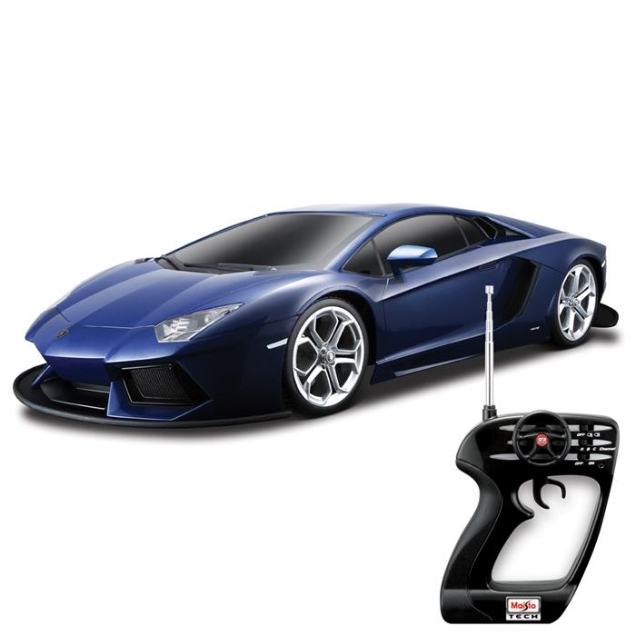 Maisto Lamborghini Avendator Lp700-4 1:1 0U/K Lacivert