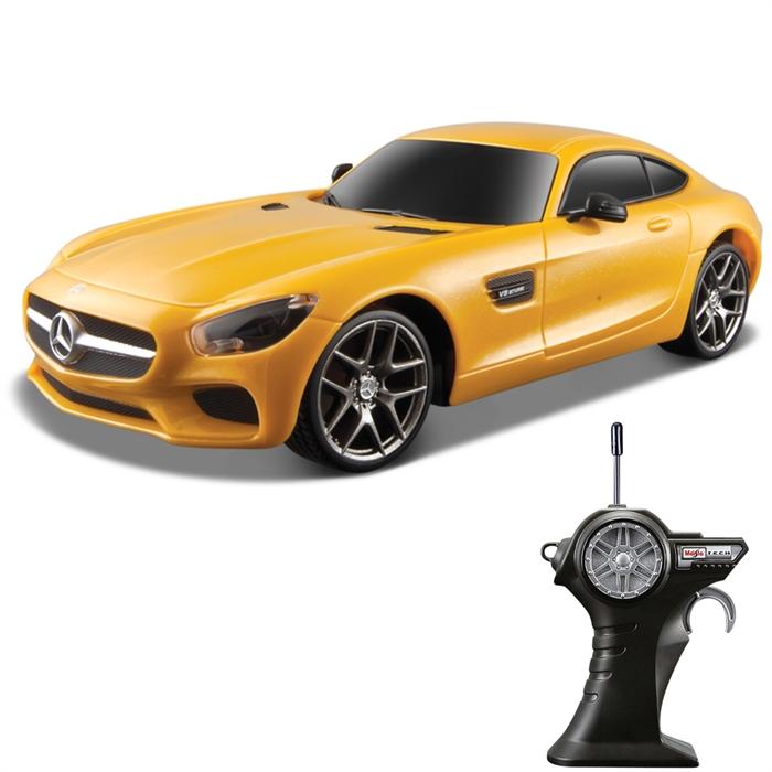 Maisto Mercedes-AMG GT Uzaktan Kumandalı Araba 1:24 Sarı