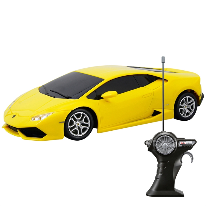 Maisto Lamborghini Huracan Lp 610-4 Uzaktan Kumandalı Araba 1:24