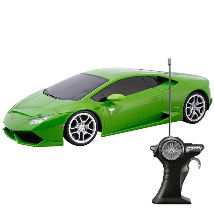 Maisto Lamborghini Huracan Lp 610-4 U/K 1:14 Tech Yeşil