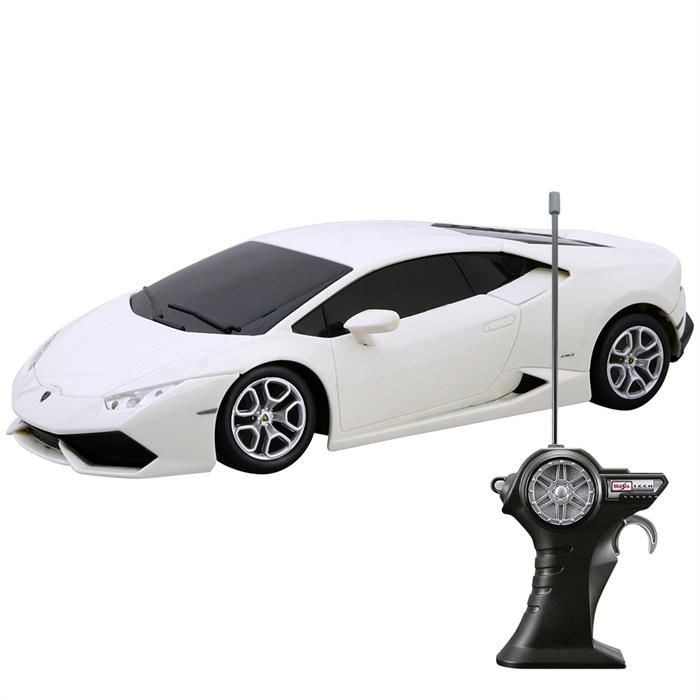Maisto Lamborghini Huracan Lp 610-4 U/K 1:14 Tech Beyaz