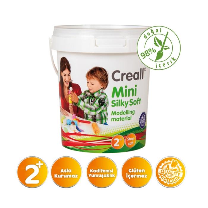 Creall Mini Oyun Hamuru - Parlak Renk