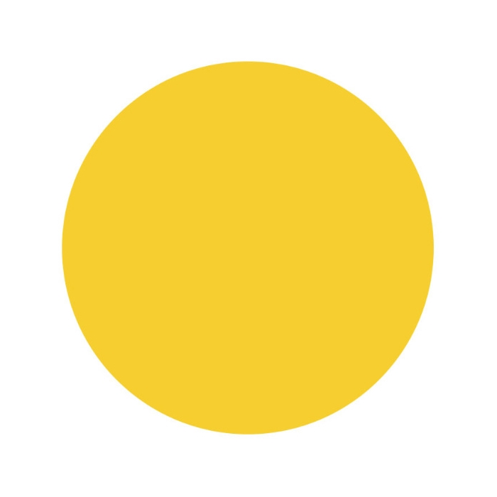 Creall Fingerpaint - Sarı 250ml