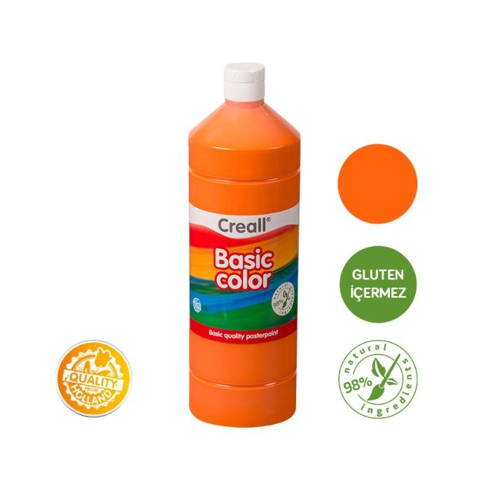 Creall Basic Color - Turuncu 500ml