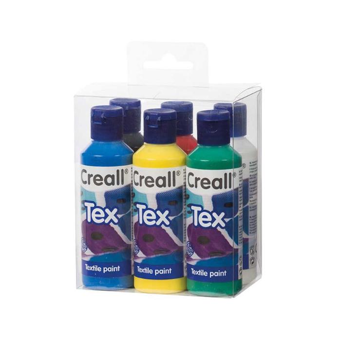 Creall Tex 6x80ml