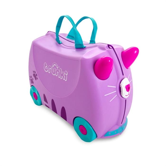 Trunki Çocuk Bavulu - Kedi Cassie