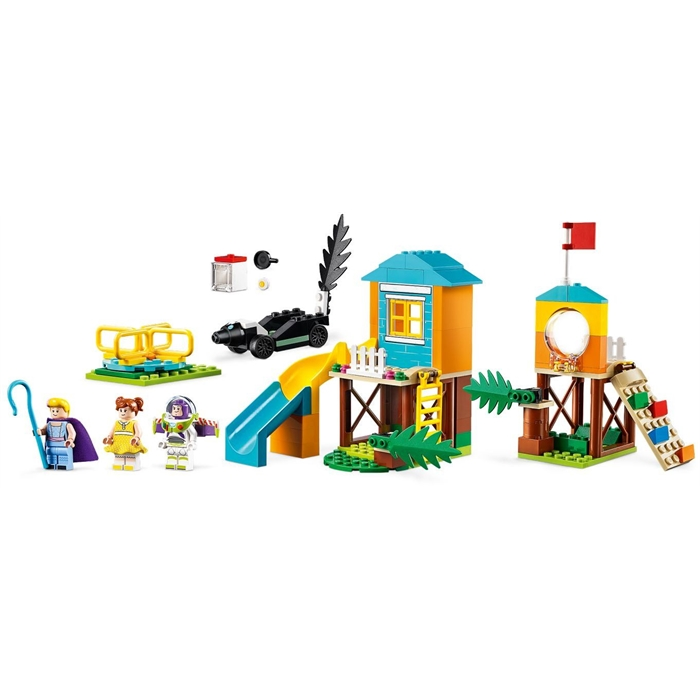 Lego 10768 Juniors Oyuncak Hikayesi 4 Buzz ve Bo Peeps