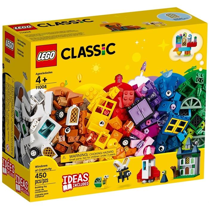 Lego 11004 Creator Yaratıcılık Pencereleri