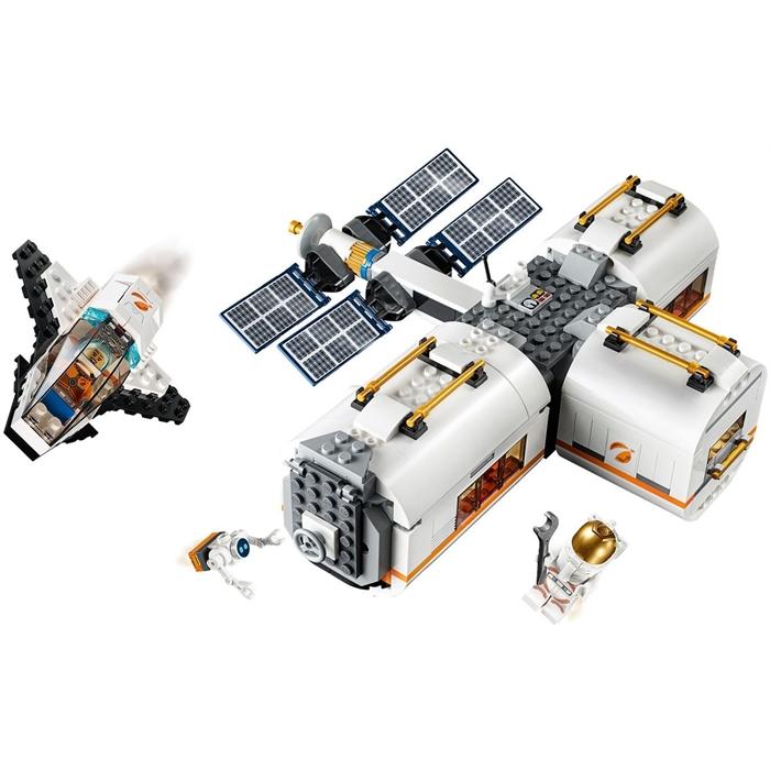Lego 60227 City Ay Uzay İstasyonu