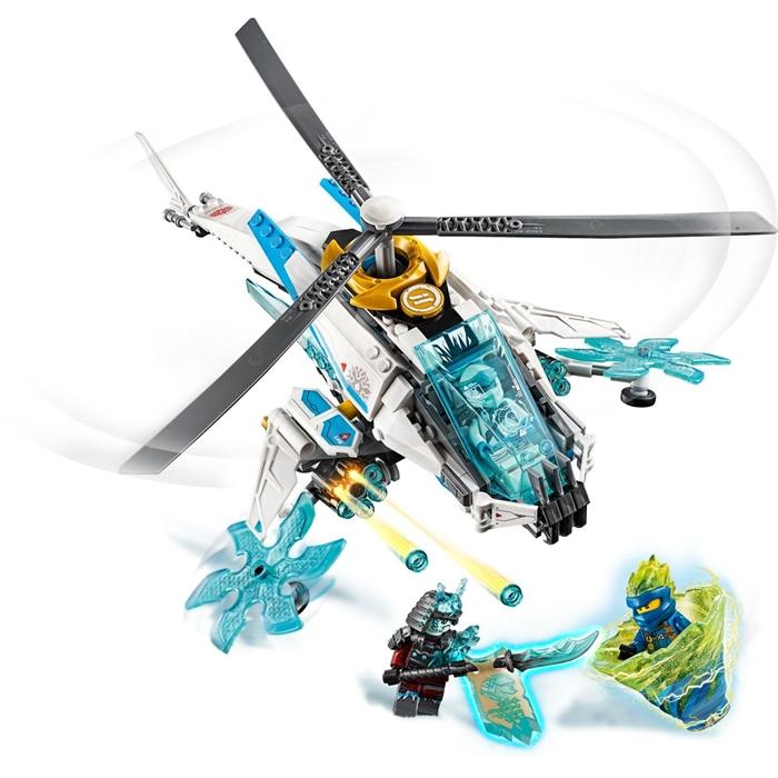 Lego 70673 NinjagoShuriKopter