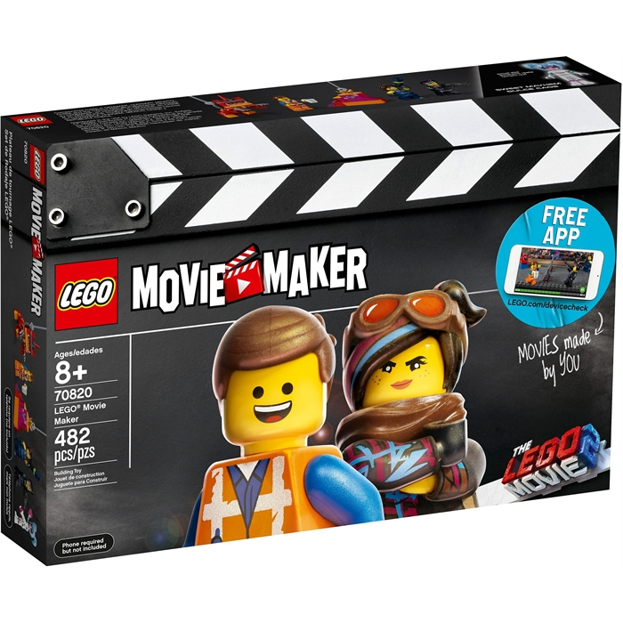 Lego 70820 Filmi 2 Yapım Seti