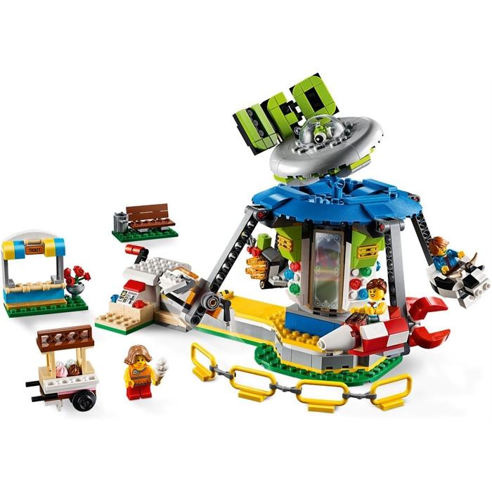 Lego 31095 Creator Atlıkarınca