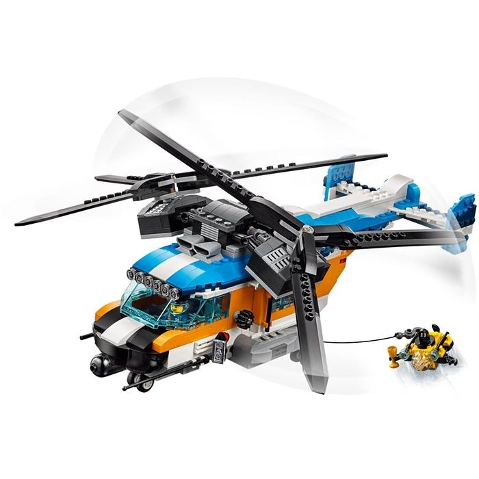 Lego 31096 Creator Çift Pervaneli Helikopter