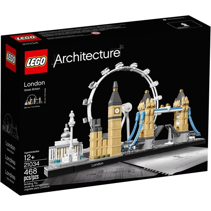 Lego 21034 Architecture Londra